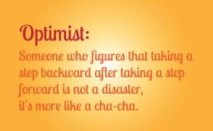 Cha Cha Optimist
